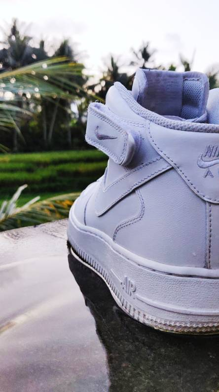 Nike Air Force 1 Ringtones And Wallpapers Free By Zedge