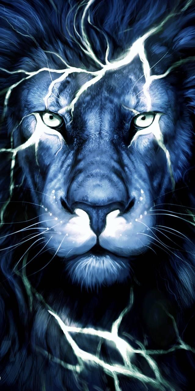 Dark Lion Wallpaper By Sa3dmm E3 Free On Zedge