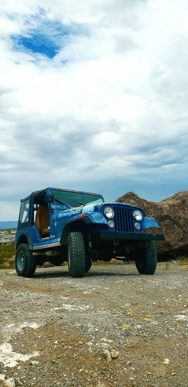Jeep Renegade CJ-5