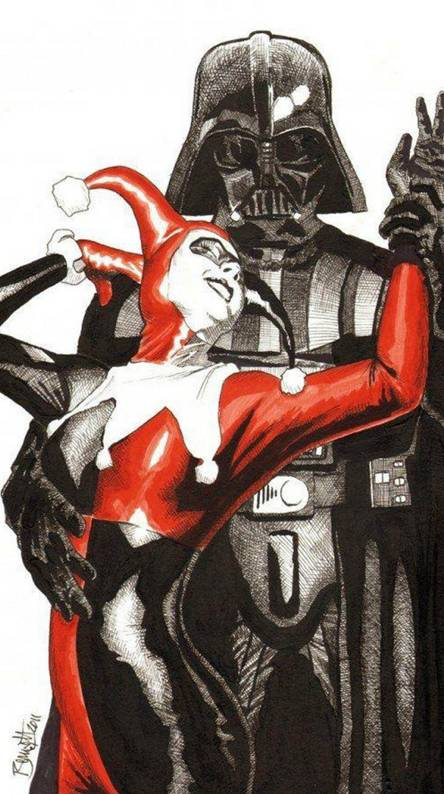 Harley And Vader