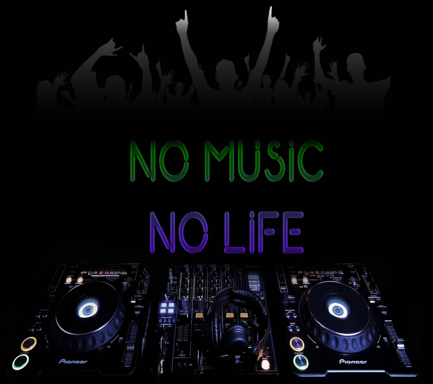 No Music No Life Wallpaper By Yakii95 5a Free On Zedge