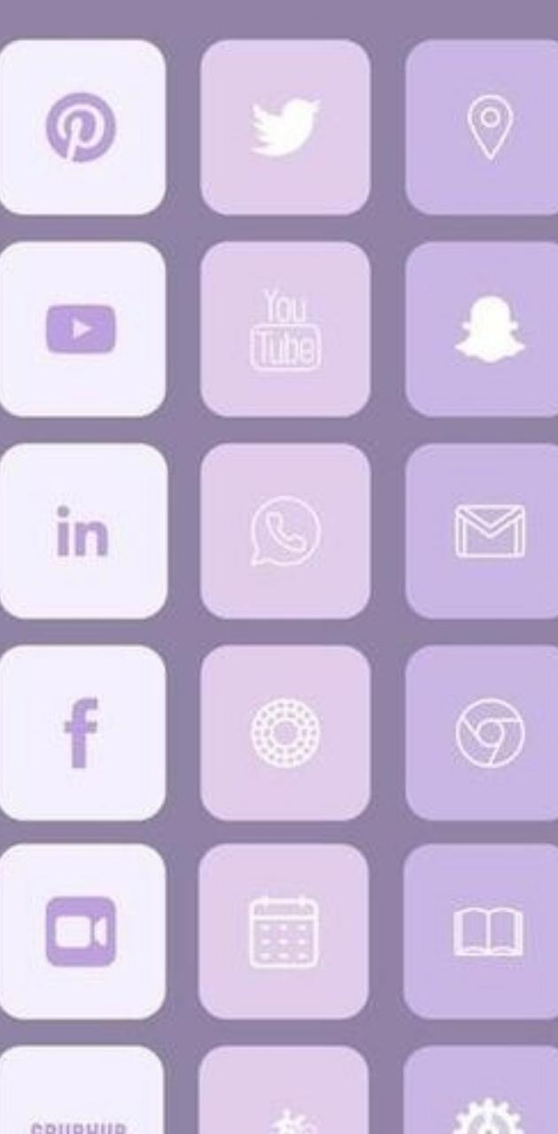 Purple App Icon