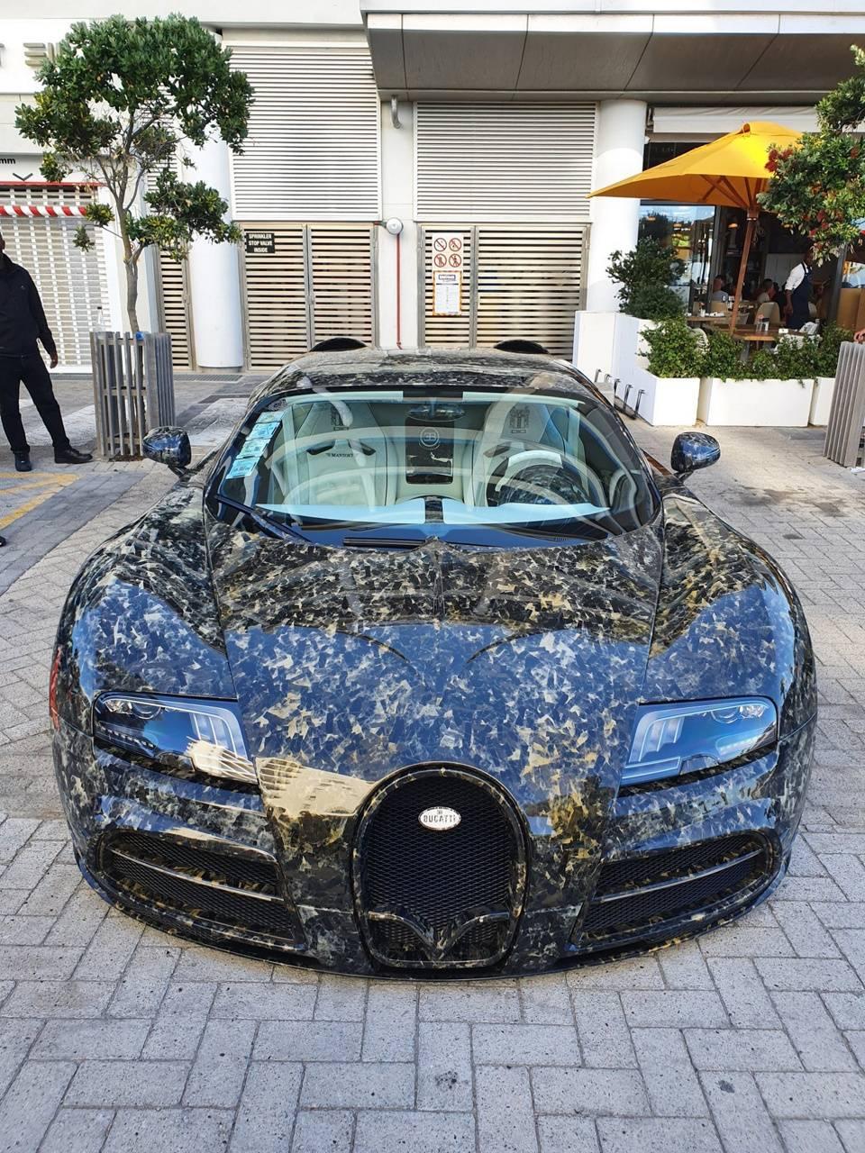 Mansory Veyron