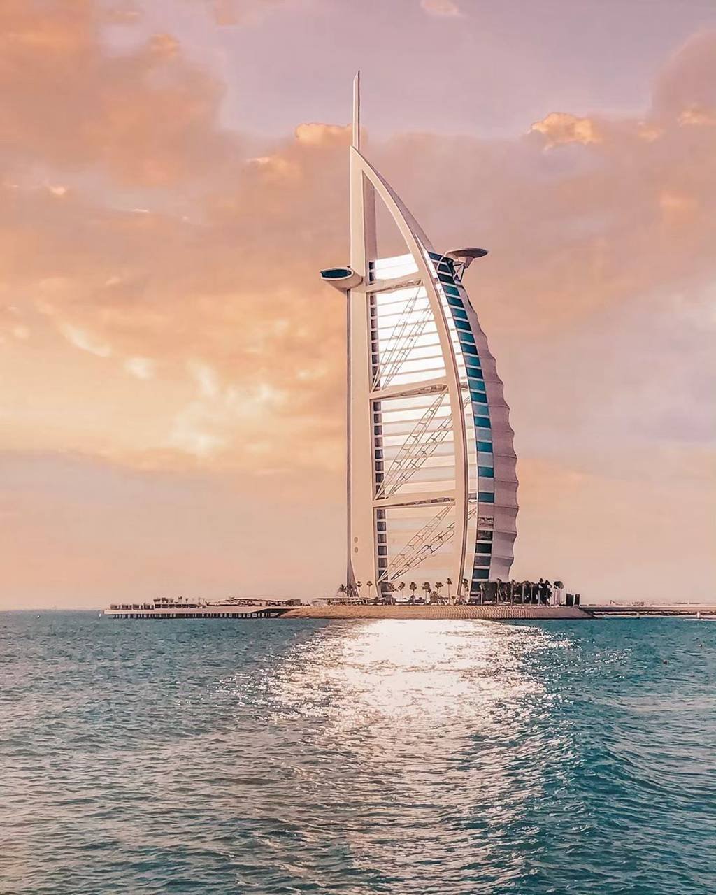 Burj Al Arab Wallpaper By P3tr1t D9 Free On Zedge