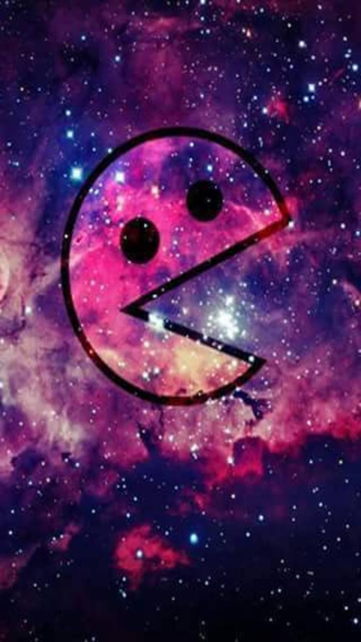 Pacman galactico