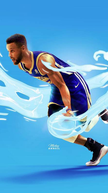 Stephen Curry Splash