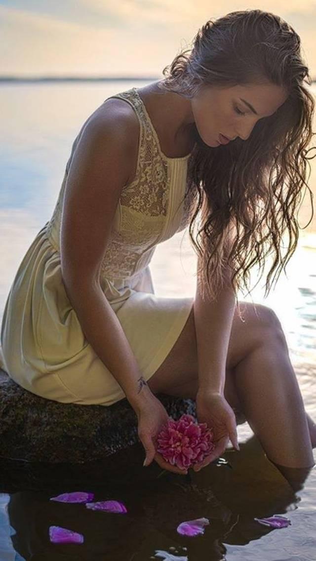 Romantic Woman