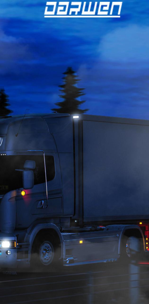 Scania Truck HD