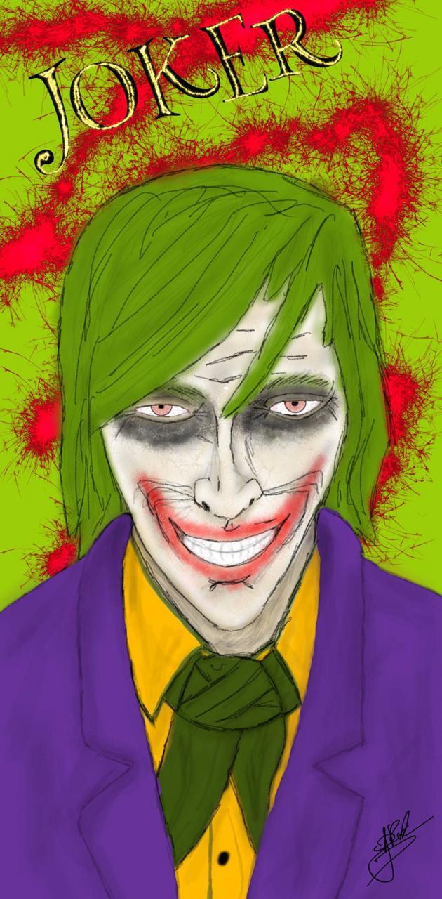 Sketchy Joker