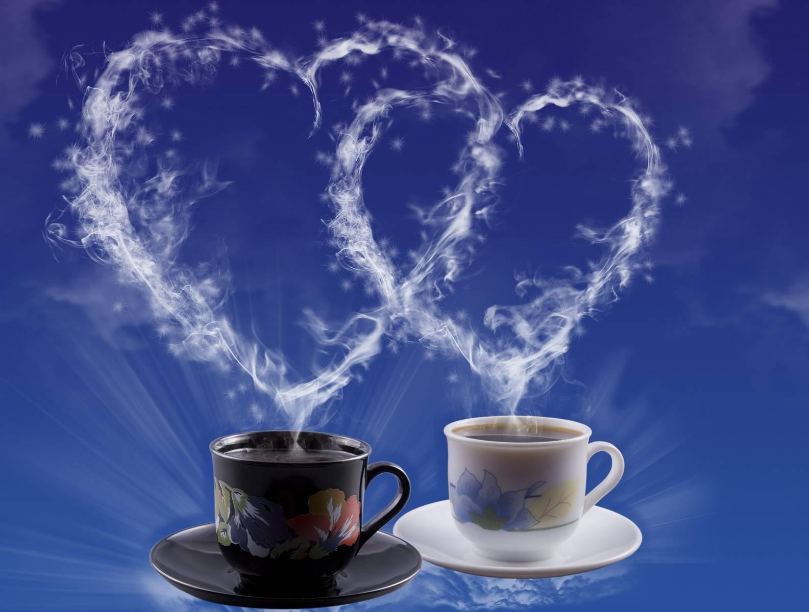 Картинки с добрым утром любимый мужчина романтические