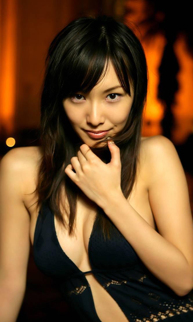 Nao Nagasawa Black