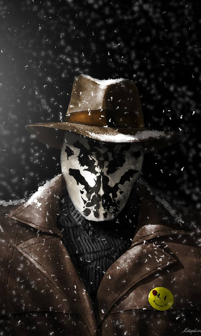 Rorschach Wallpaper By Only Freedom 47 Free On Zedge