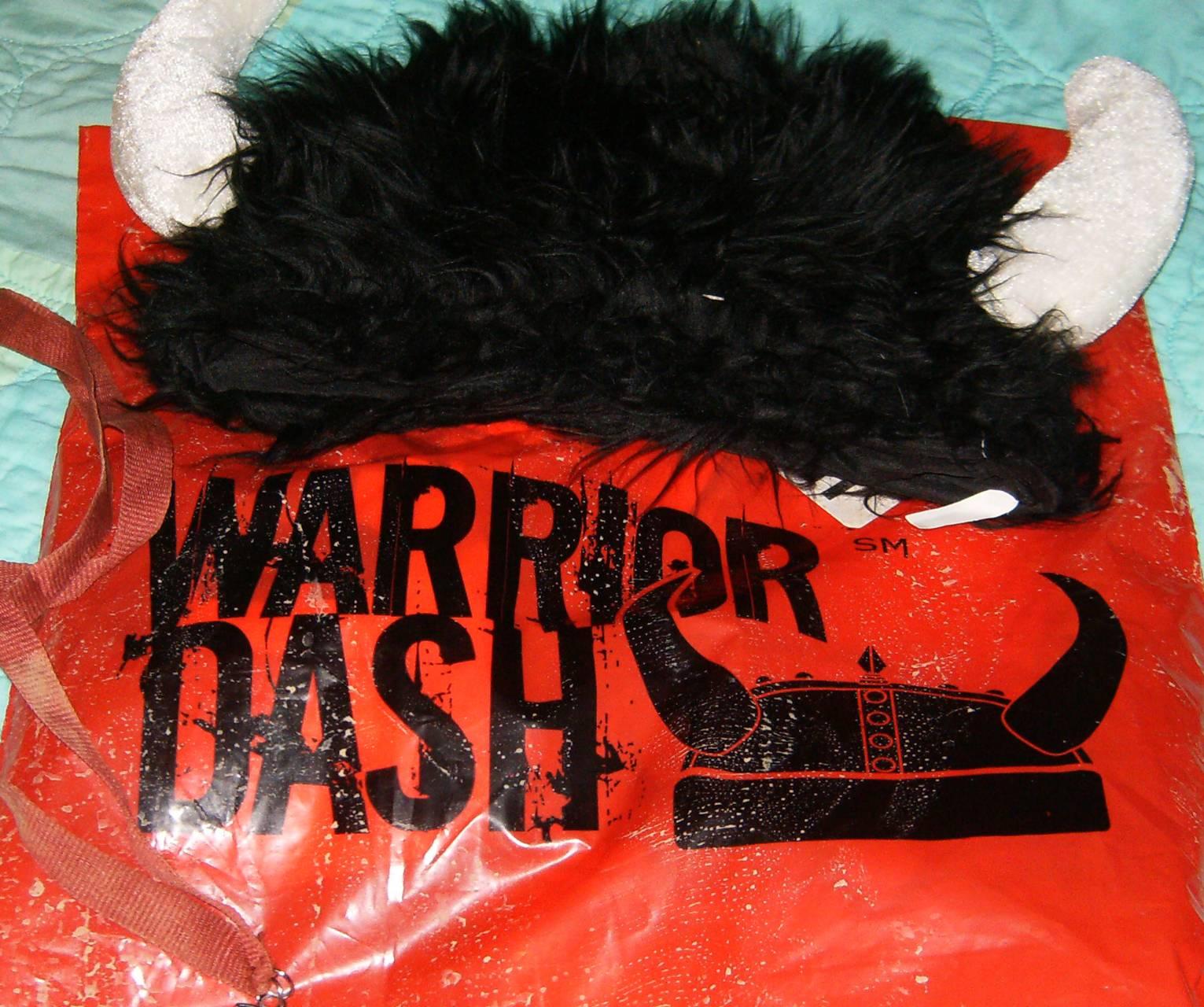 Warrior Dash Gear