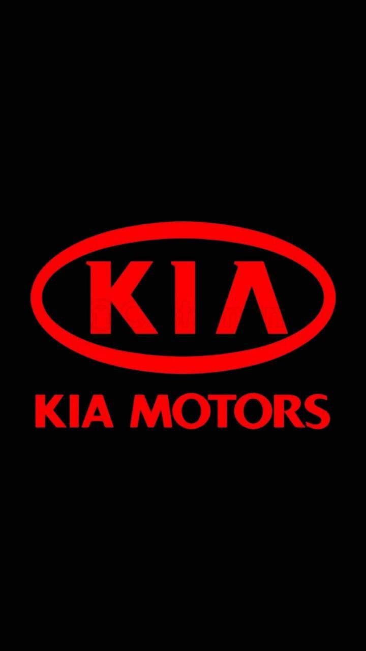 KIA Motors Red