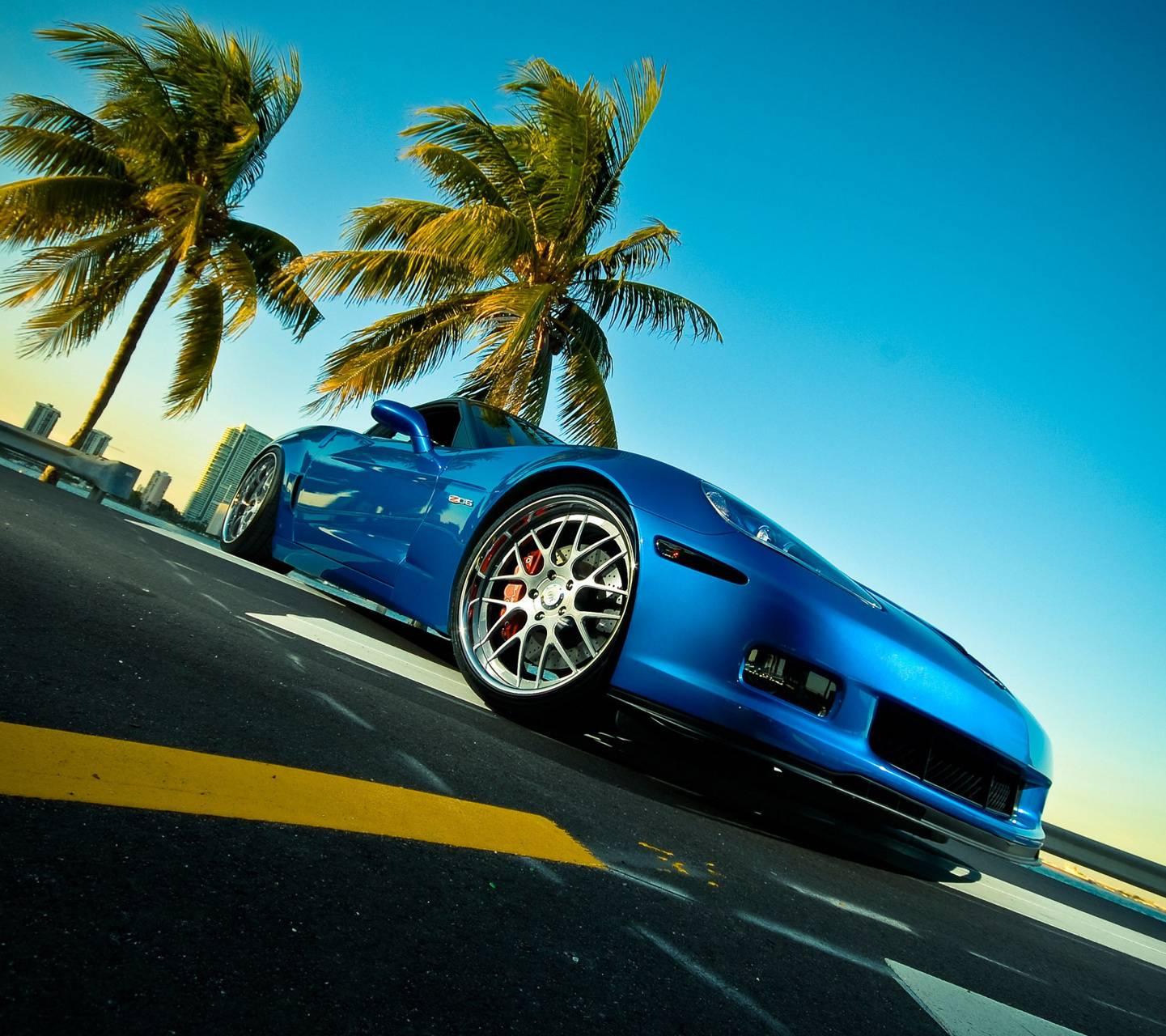 Corvette Z06 Hd