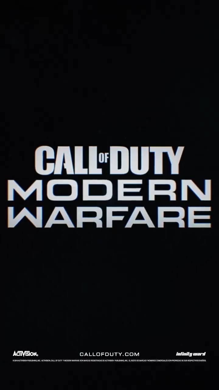 Modern Warfare 2019 Wallpaper By Backlight 55 Free On Zedge