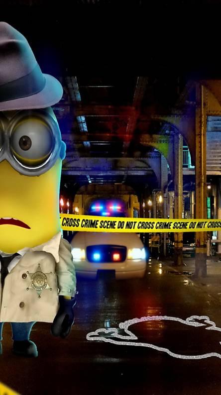 Detective Minion