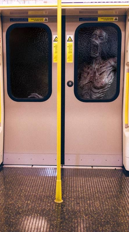 metro zombie