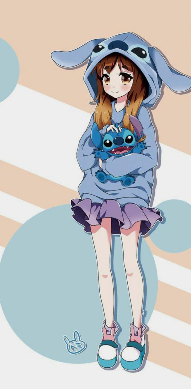 Me and stich