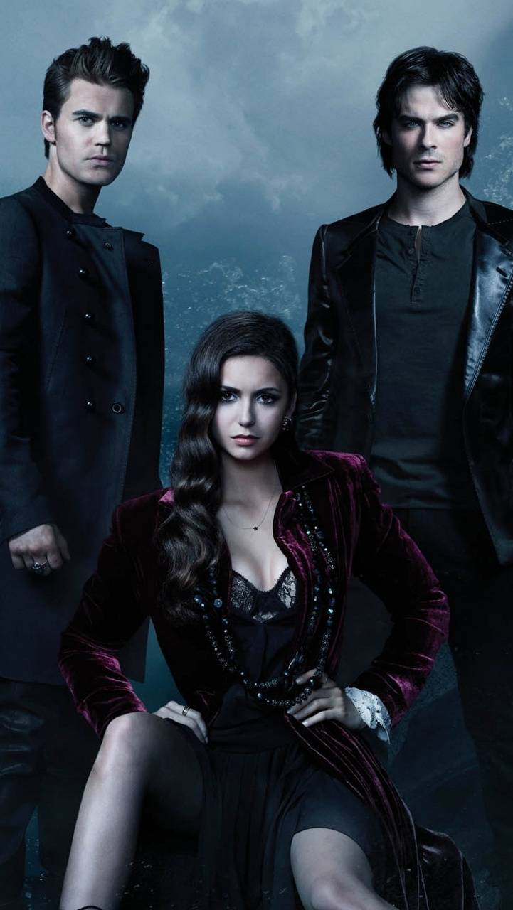 Vampire Diaries wallpaper by Shiny_Girl - 2c - Free on ZEDGE™