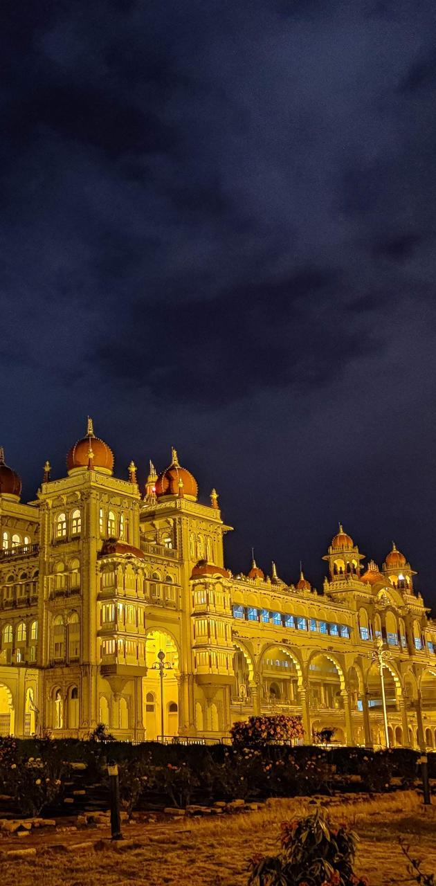 Night mode Mysore