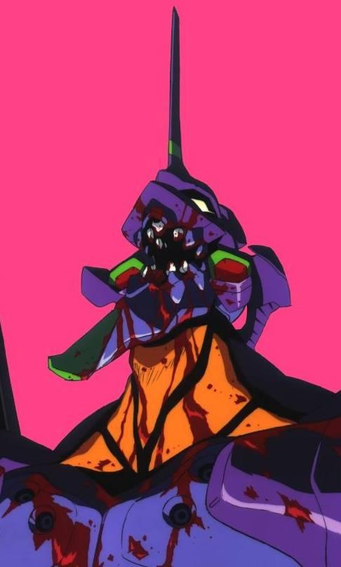 Eva 01 Berserk