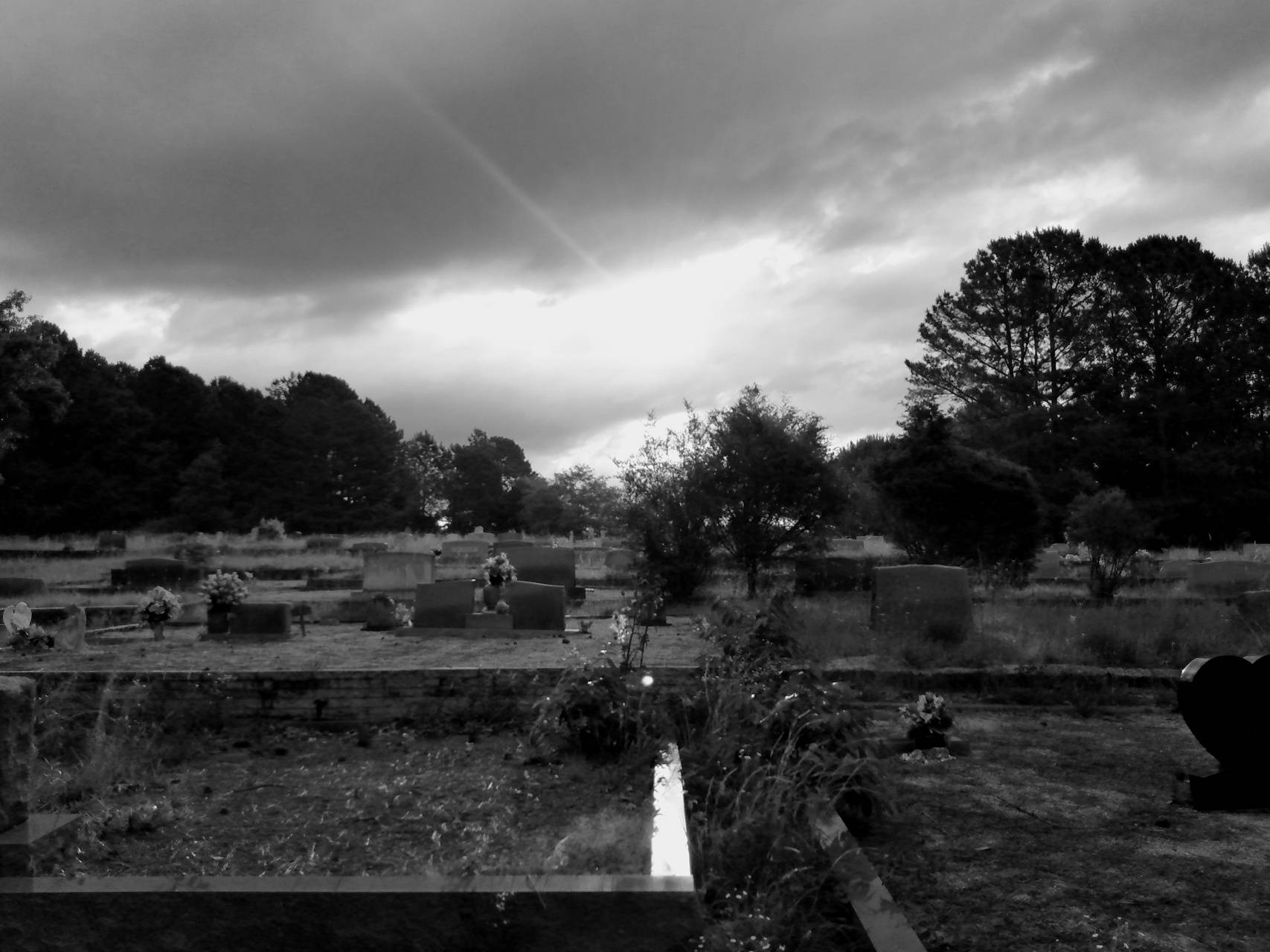 Ray of the grave