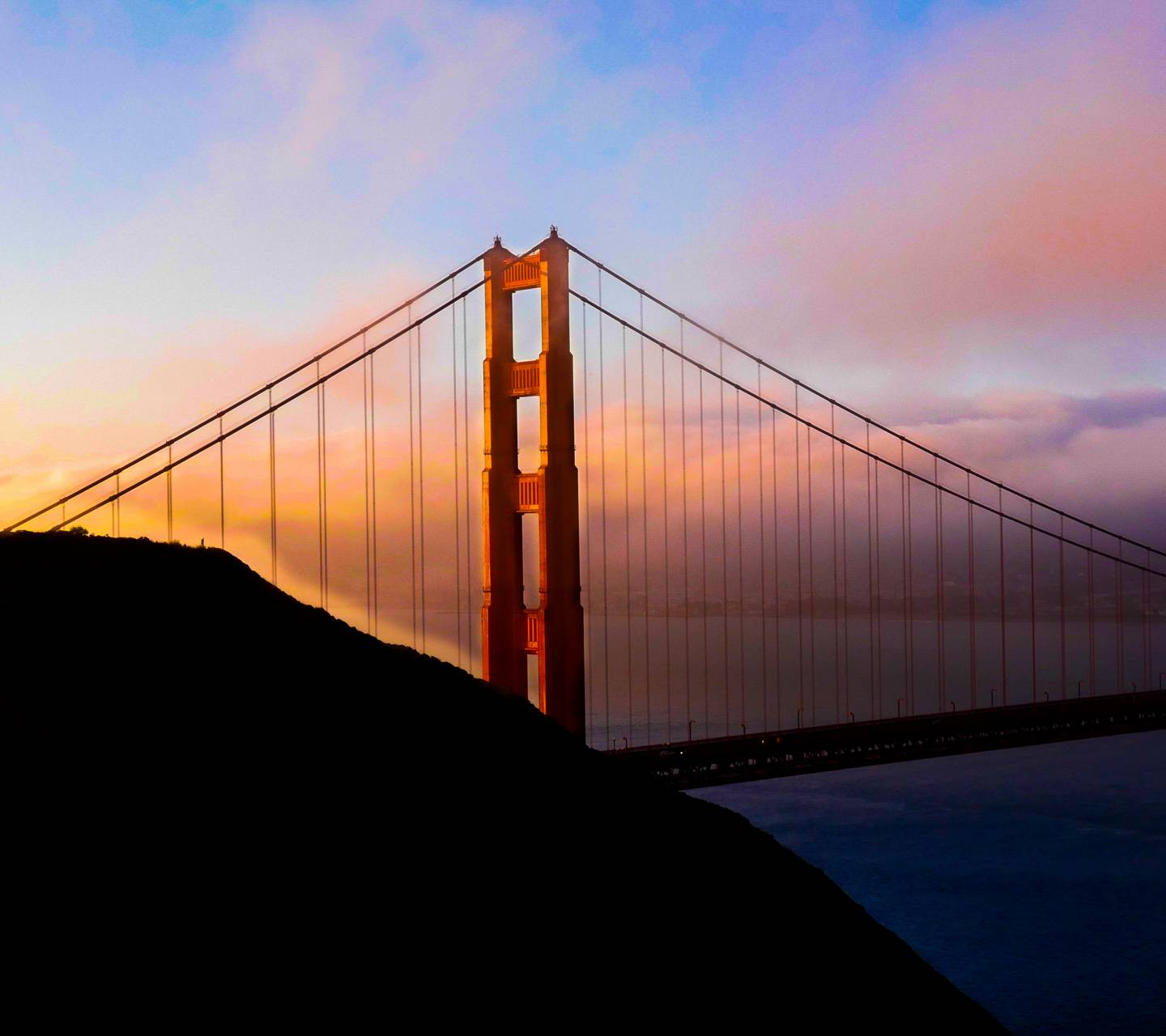 Golden Gate early