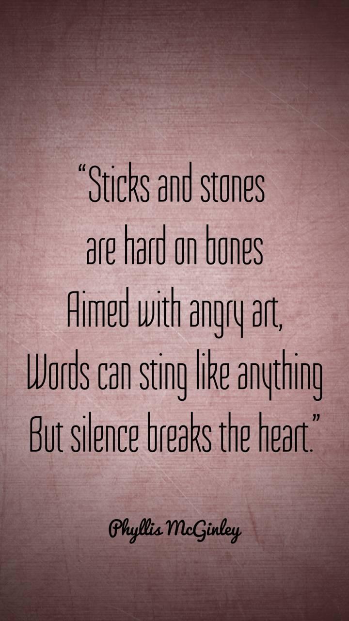 Silence Breaks Heart