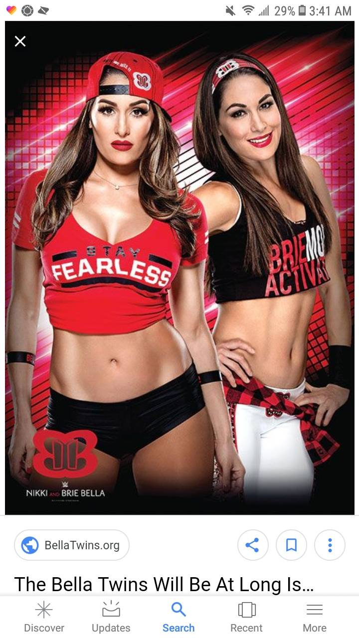 The Bella Twins Wallpaper By Thebellastwinscami F7