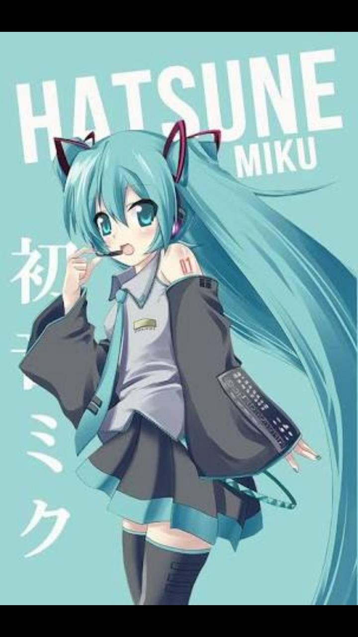 Idol Hatsune Miku