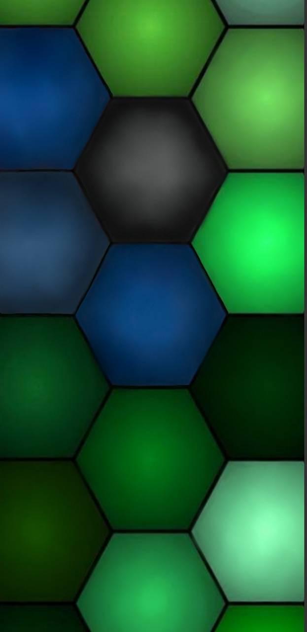 Seahawks Hexagon
