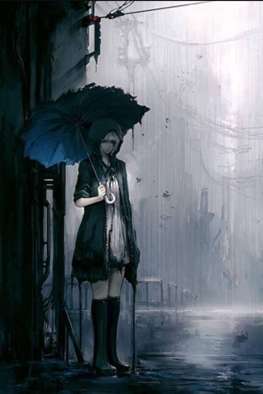 Sad Anime Girl wallpaper by Sian10 - 10 - Free on ZEDGE™