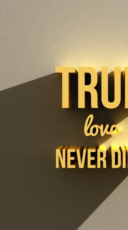 True Love Never Dies Wallpapers Free By Zedge