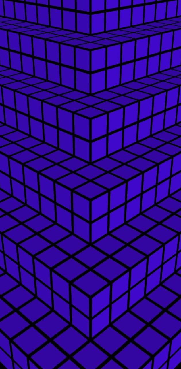 Blue-Black Steps 15