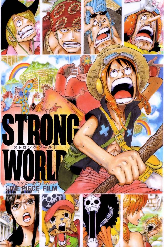 Onepiece Strongworld