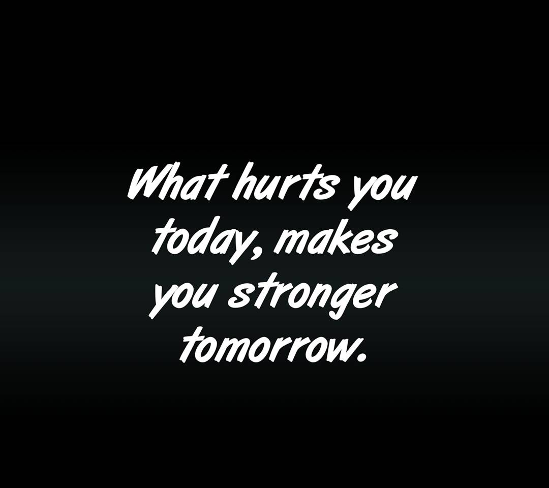 stronger tomorrow