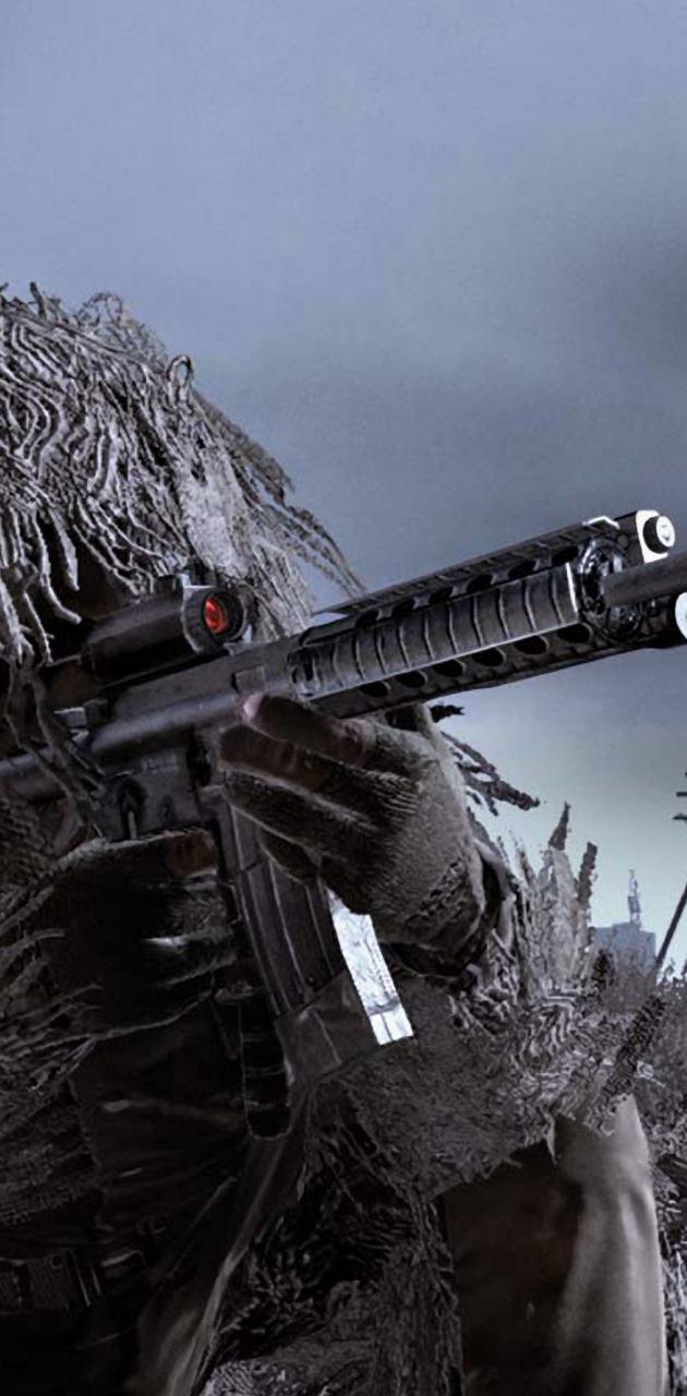 Call Of Duty Sniper