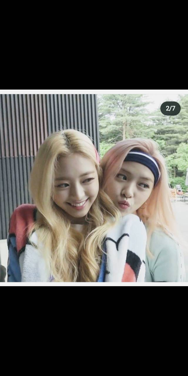 Itzy Yuna and Ryujin