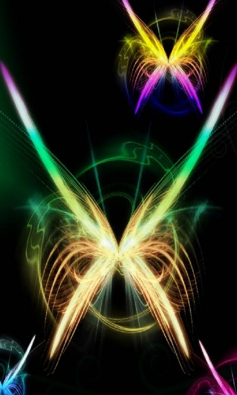 Butterfly Abstracts