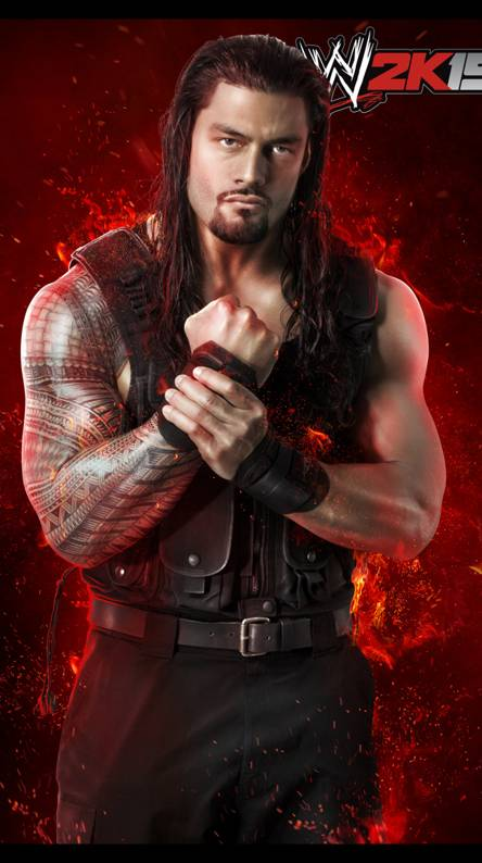 Roman Reigns Wallpapers Free By Zedge