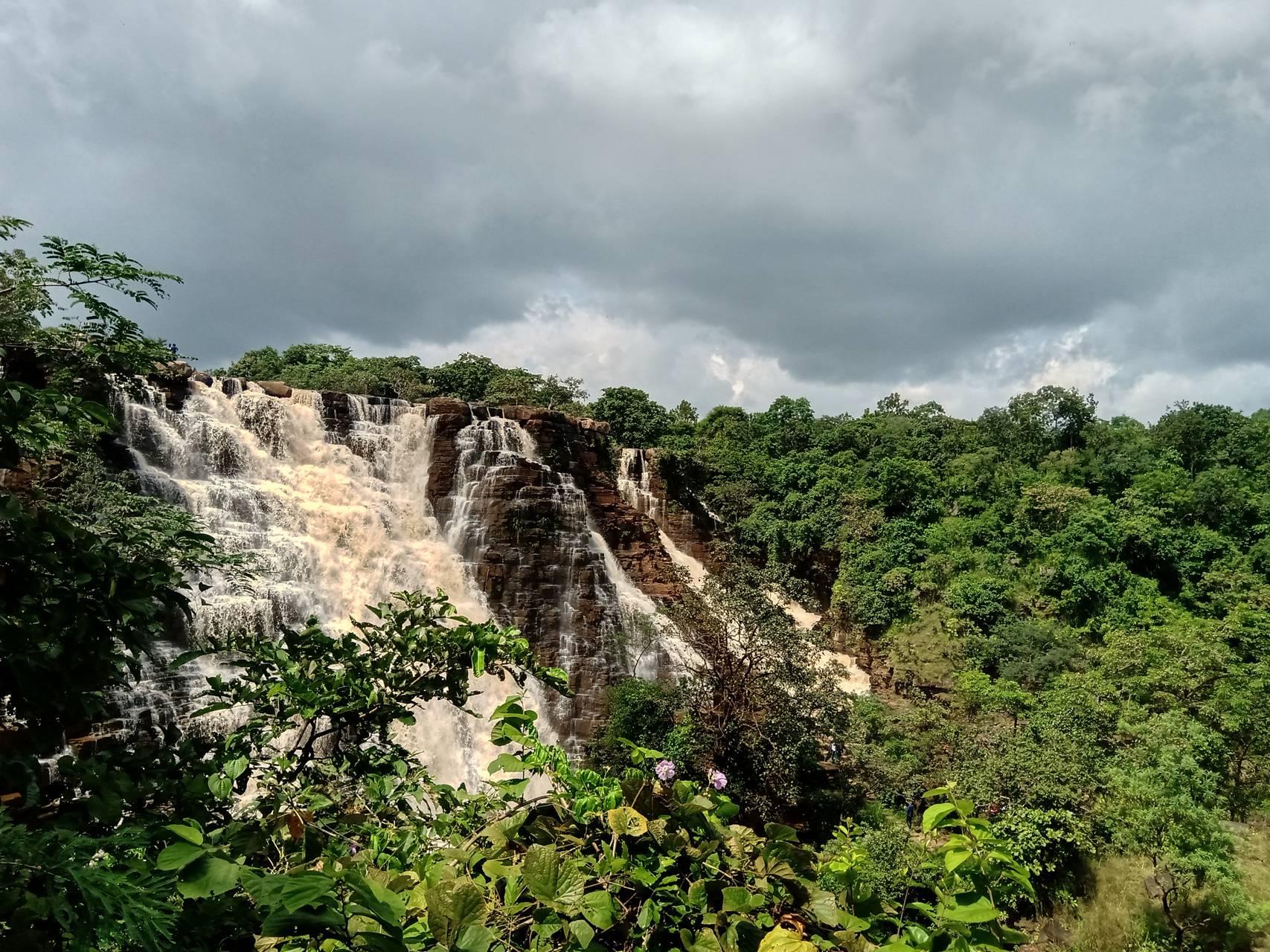 Tirathgarh waterfall