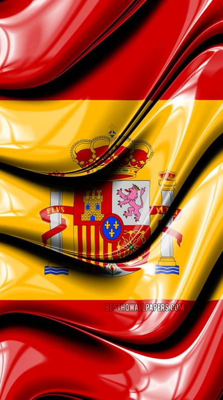 Spain Flag Wallpapers Free By Zedge