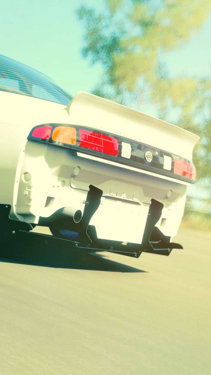 Nissan Silvia 1998