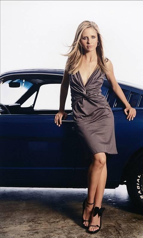 Sarah Michelle Gella
