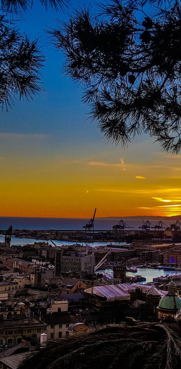 Beautiful Genova