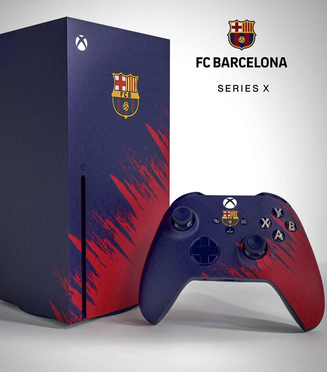 X Box FCB