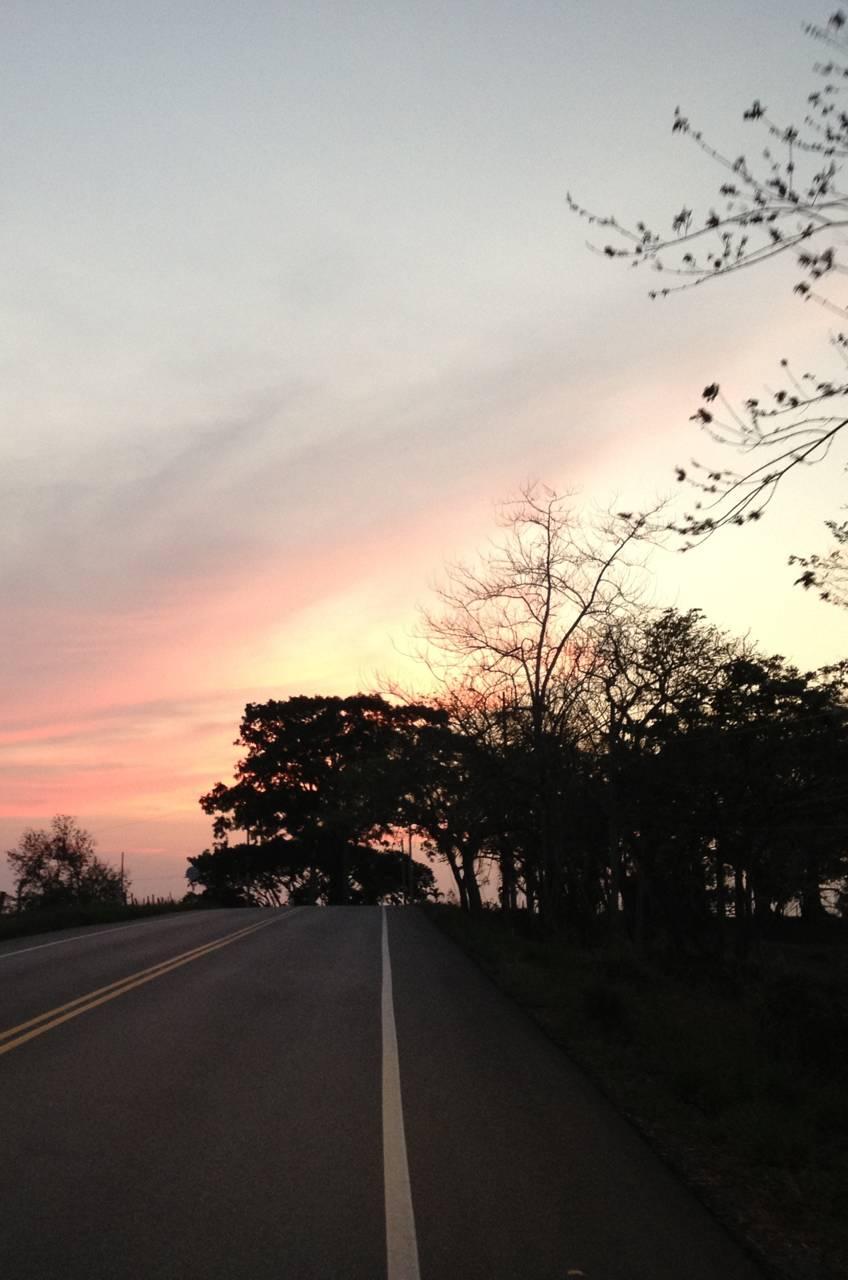 Colombian Road