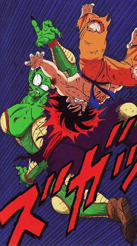 Piccolo Goku