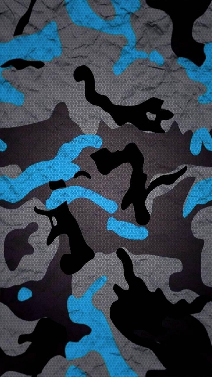 Police camuflage